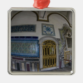 Middle East Turkey and city of Istanbul with the 2 Christmas Ornament