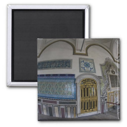 Middle East Turkey and city of Istanbul with the 2 Refrigerator Magnets