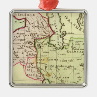 Middle East, Turkey, Iran Christmas Ornament