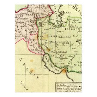 Middle East, Turkey, Iran Postcard