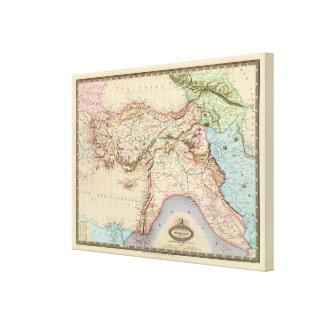 Middle East, Turkey, Syria, Asia Canvas Print