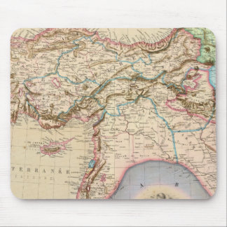 Middle East, Turkey, Syria, Asia Mouse Pad