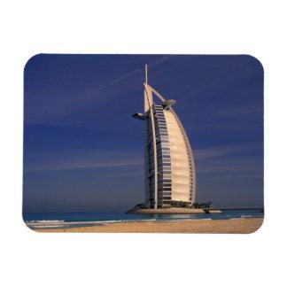 Middle East, United Arab Emirates, Dubai, Burj Rectangular Photo Magnet