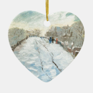 middle road arg monet 2749-2130R.JPG Christmas Ornament