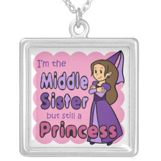 Middle Sister Necklace