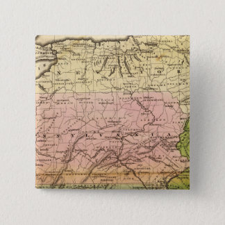 Middle States 15 Cm Square Badge