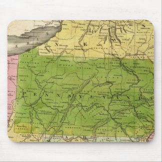 Middle States 2 Mouse Pad
