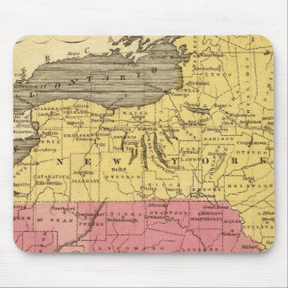 Middle States 3 Mouse Pad