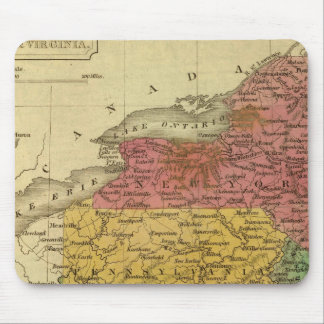 Middle States 4 Mouse Pad