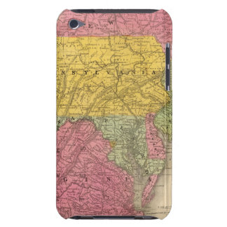 Middle States, USA iPod Touch Cases
