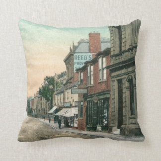 Middle Street, Driffield (1900) Cushion