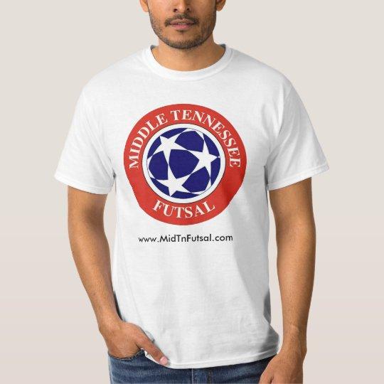 Middle Tennessee Futsal Light T-Shirt