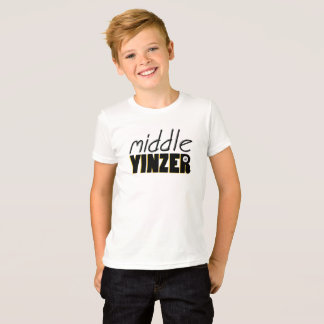 Middle Yinzer T-Shirt