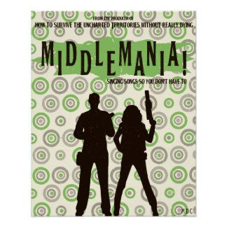 Middlemania Posters