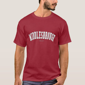 Middlesbrough T-Shirt