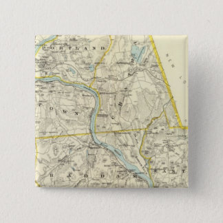 Middlesex Co N 15 Cm Square Badge