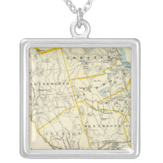 Middlesex Co S Silver Plated Necklace