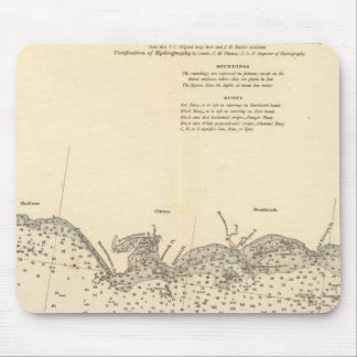 Middlesex County Connecticut Mouse Mat