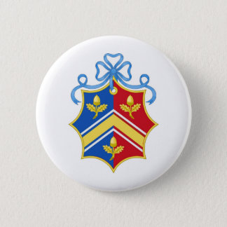 Middleton Coat of Arms / Middleton Family Crest 6 Cm Round Badge