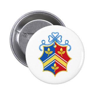Middleton Coat of Arms / Middleton Family Crest 6 Cm Round Badge