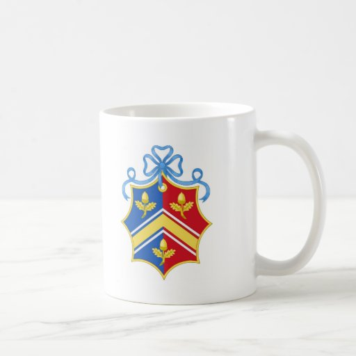 Middleton Coat of Arms / Middleton Family Crest Classic White Coffee Mug