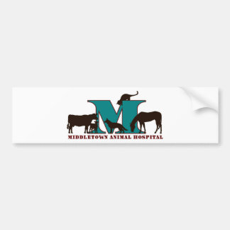 Middletown Animal Hospital Bumper Sticker