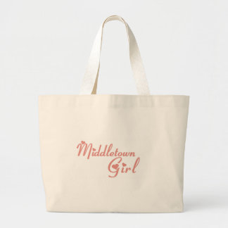 Middletown Girl tee shirts Canvas Bag