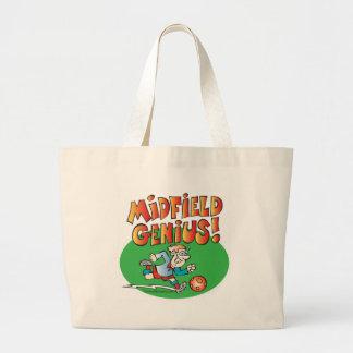 Midfield Genius Canvas Bag