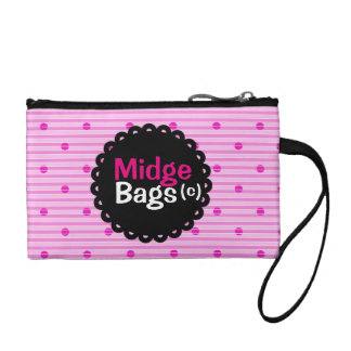 """Midge Bag's(c)""- Demo Model_Not For Sale Coin Purse"