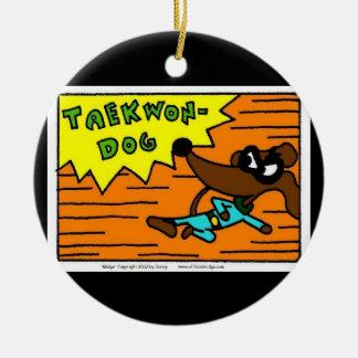 Midge TAEKWON-DOG Ornament