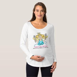 Midge's Fun Maternity Long Sleeve T-Shirt