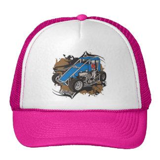 Midget Race Car Trucker Hat