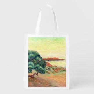 Midi Landscape, 1898 (oil on canvas) Grocery Bag