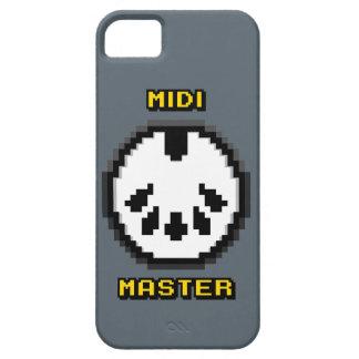 Midi Master 8bit Chiptunes iPhone 5 Cases