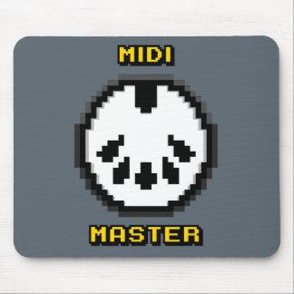 Midi Master 8bit Chiptunes Mouse Mat