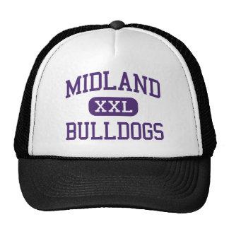 Midland - Bulldogs - Freshman - Midland Texas Hats
