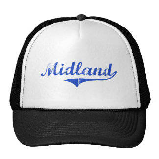 Midland City Classic Hats