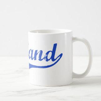 Midland City Classic Classic White Coffee Mug