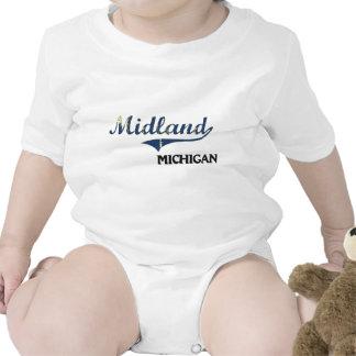 Midland Michigan City Classic Bodysuits