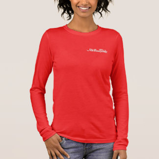 Midland Park logo Long Sleeve T-Shirt