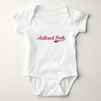 Midland Park New Jersey Classic Design Tee Shirts