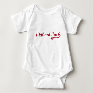 Midland Park New Jersey Classic Design Tees