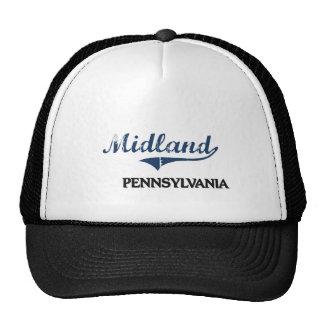 Midland Pennsylvania City Classic Cap