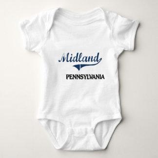Midland Pennsylvania City Classic Tshirts