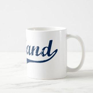Midland Pennsylvania Classic Design Basic White Mug