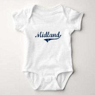 Midland Pennsylvania Classic Design Tshirts