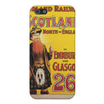 Midland Railway Vintage Travel Poster Cases For iPhone 5