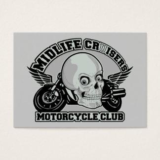 Midlife Cruisers MC custom business cards