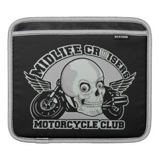 Midlife Cruisers MC custom iPad sleeve