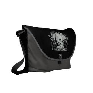 Midlife Cruisers MC custom messenger bag